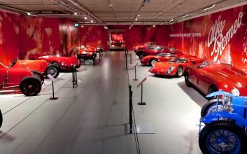 Louwman museum Alfa Romeo