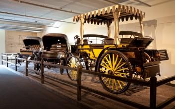 Louwman museum Benz