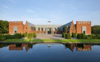 Louwman museum front side