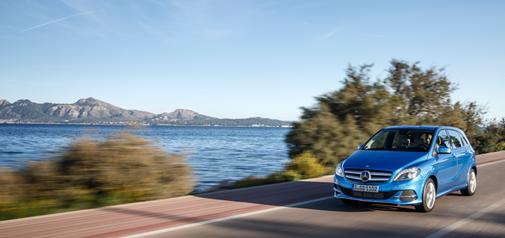 Mercedes-Benz B-Klasse: met de 'B' van Beter, Bekoorlijk, Betrouwbaar