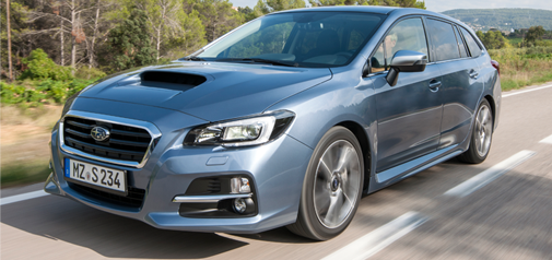 Subaru Levorg: karakterkar met boxermotor en AWD