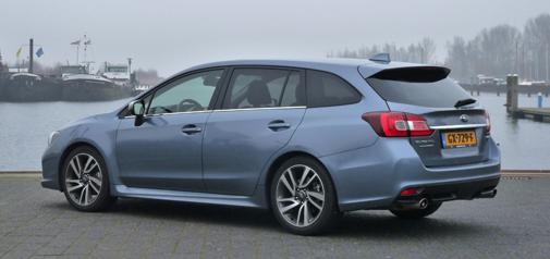 Rijden met Subaru Levorg 1.6 GTS Premium