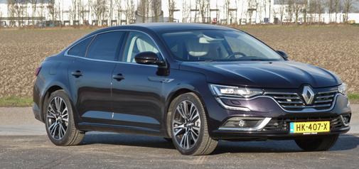 Rijden met Renault Talisman