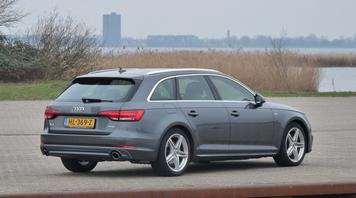 Rijden Met Audi A4 Avant 2 0 Tfsi
