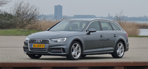 Rijden met Audi A4 Avant 2.0 TFSI