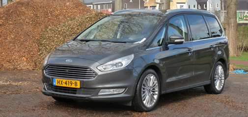 Rijden met Ford Galaxy 2.0 EcoBoost Titanium