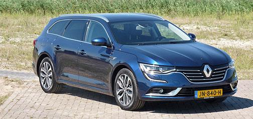 Rijden met Renault Talisman Estate