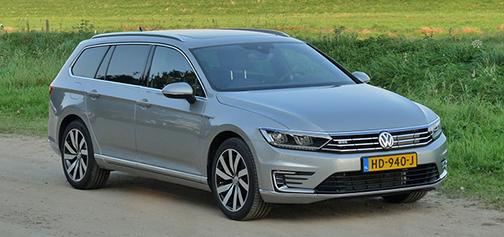 Rijden met Volkswagen Passat Variant GTE