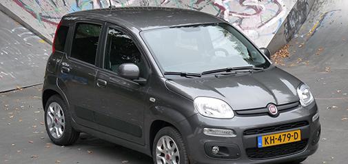 Rijden met Fiat Panda 1.2 Lounge