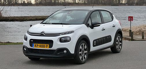 Rijden met Citroën C3 PureTech 110 Shine