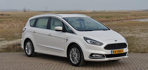Rijden met Ford S-MAX Vignale 2.0 EcoBoost