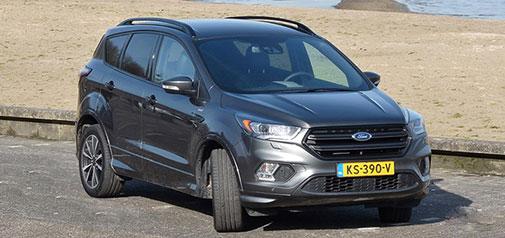 Rijden met Ford Kuga 1.5 EcoBoost ST-Line
