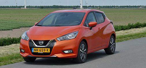 Rijden met Nissan Micra IG-T 90 N-Connecta