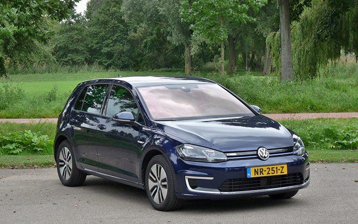 Volkswagen E Golf Kleuren.Rijden Met Volkswagen E Golf