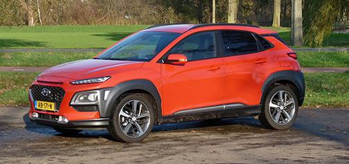 Rijden met Hyundai KONA 1.0 T-GDI Premium