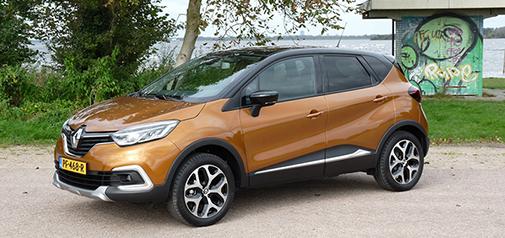 Rijden met Renault Captur  Energy TCe 90 Intens