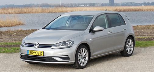 Rijden met Volkswagen Golf  1.5 TSI