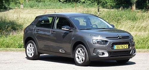 Rijden met Citroën C4 Cactus PureTech 110 Feel