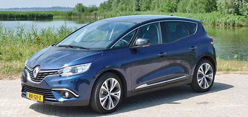 Rijden met Renault Scénic Energy TCe 140 EDC Intens