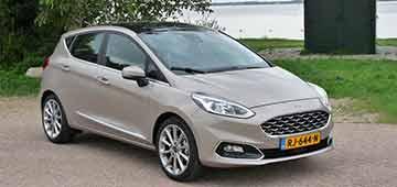 Rijden met Ford Fiesta Active en Vignale