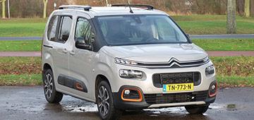 Rijden met Citroën Berlingo Feel BlueHDi 130 XL