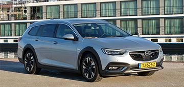 Rijden met Opel Insignia Country Tourer