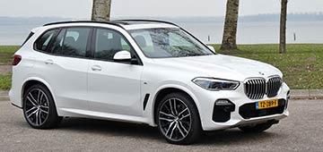 Rijden met BMW X5 xDrive 30d