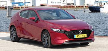 Rijden met Mazda3 2.0 Activ-G Comfort