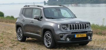 Rijden met Jeep Renegade 1.0