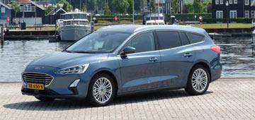 Rijden met Ford Focus Wagon