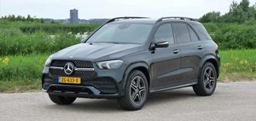 Rijden met Mercedes GLE 450 4MATIC