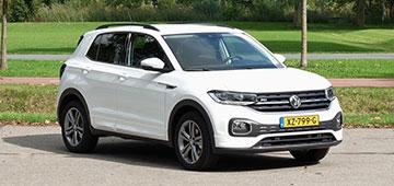 Rijden met Volkswagen T-Cross 1.0 TSI Life