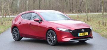Rijden met Mazda3 2.0 Activ-X Luxury
