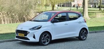 Rijden met Hyundai i10 1.0 Premium