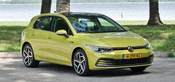 Rijden met Volkswagen Golf 1.5 e-TSI Style 1st Edition