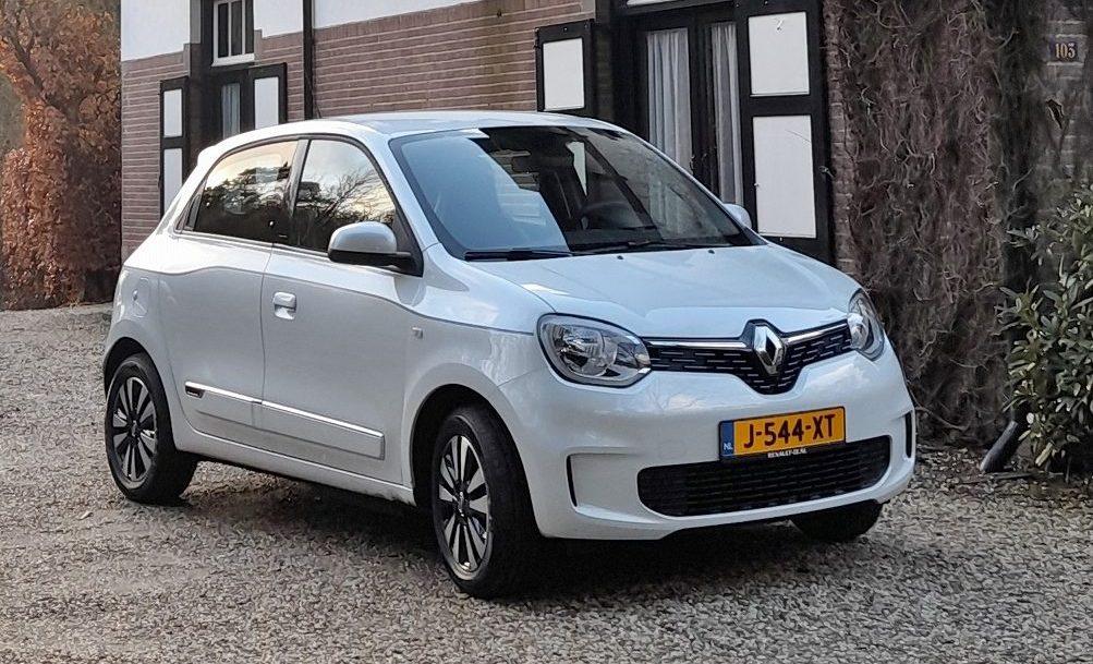Rijden met Renault Twingo Electric